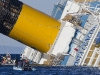 Giglio Porto, 25/01/12 Costa Concordia accident  on the rock of Giglio Island Photo: © Carlo Borlenghi
