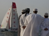Muscat, Oman  22/02/2011 Extreme Sailing Series - Muscat Day 3: Luna Rossa Photo: (C) Carlo Borlenghi