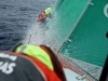 onboard Groupama Sailing Team during leg 7 of the Volvo Ocean Race 2011-12, from Miami, USA to Lisbon, Portugal. (Credit: Yann Riou/Groupama Sailing Team/Volvo Ocean Race)