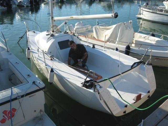 Idea19 come nasce un progetto di barca open source for Piani di artigiano contemporanei