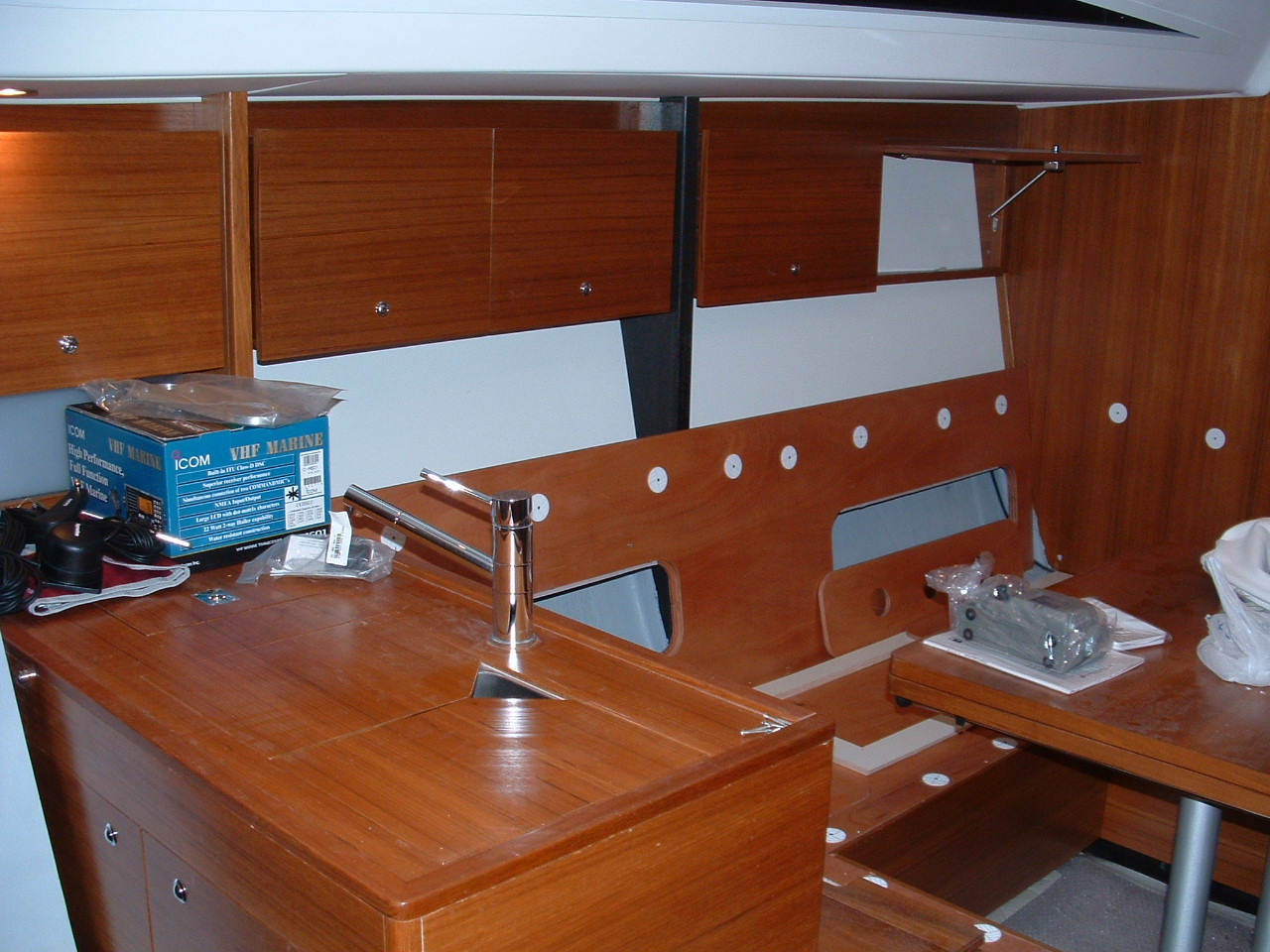 Sly yacht - Sly 42 - interni
