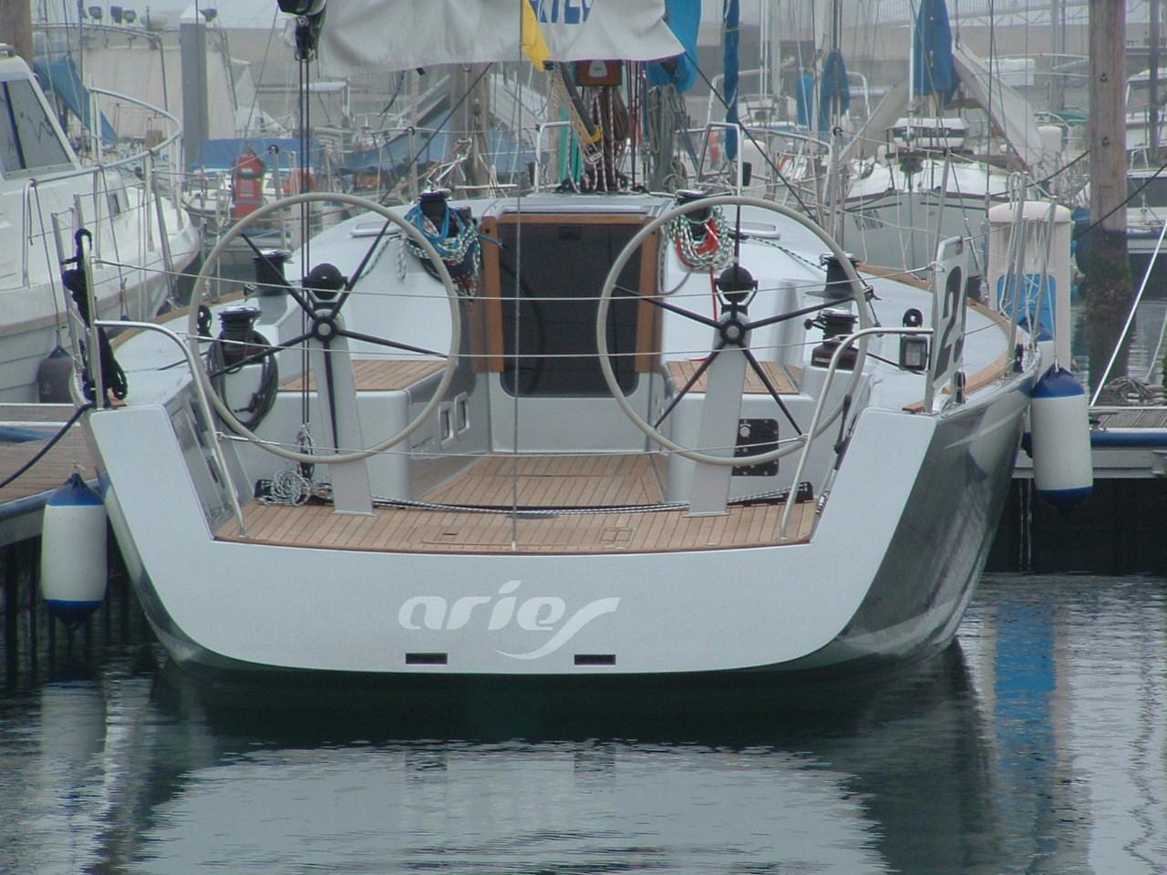 Sly yacht - Sly 42 - poppa