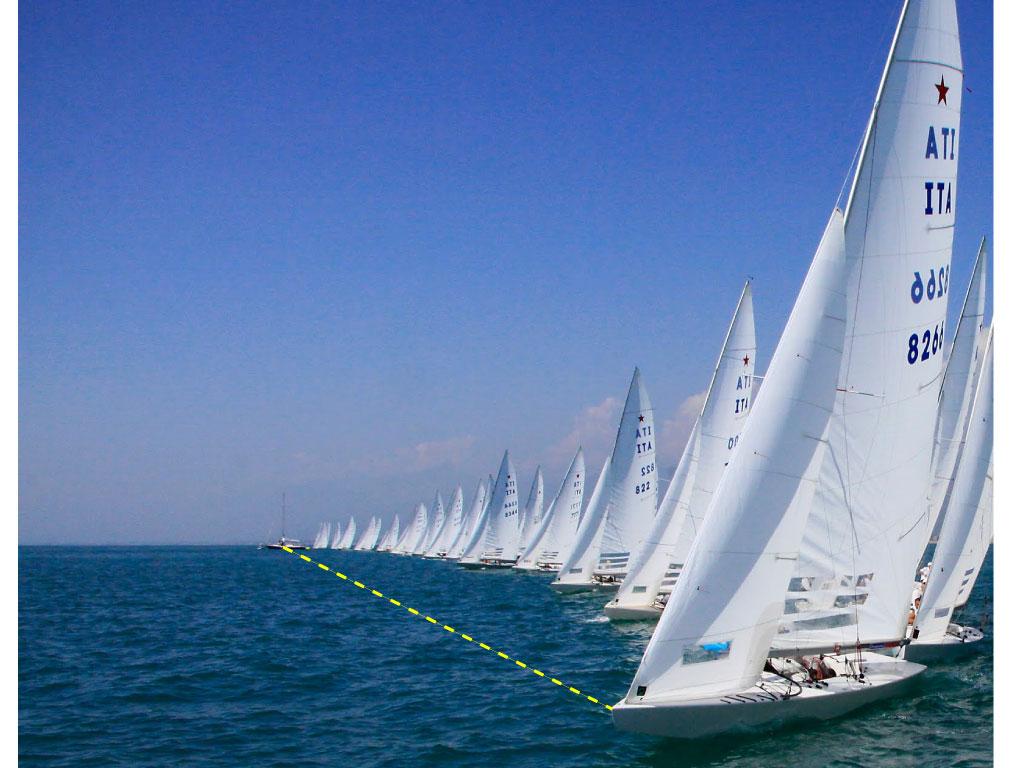 Star mondiale 2010 sulla linea