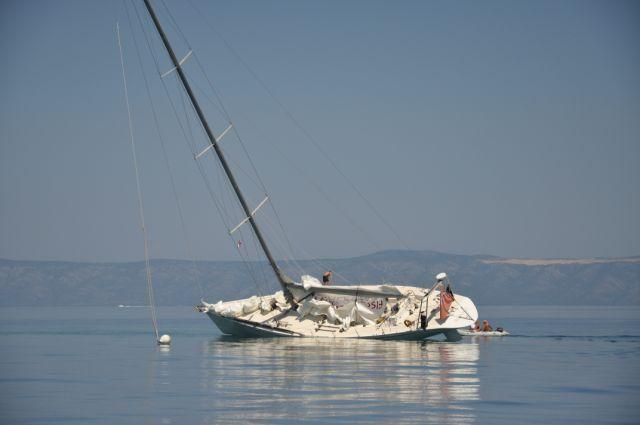 barca arenata korcula