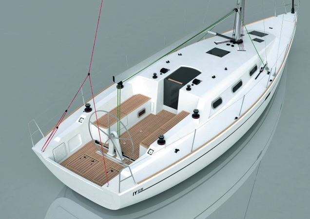 Italia Yacht IY 10.98
