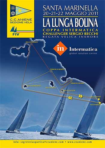 la lunga bolina 2011 locandina
