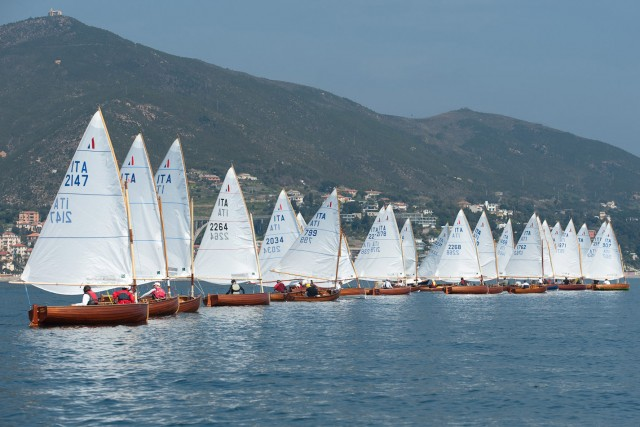 dinghy classico varazze 2011