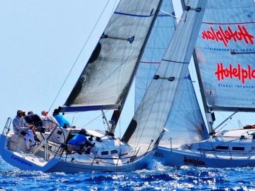 Campionato Europeo X35 - Lelagain e Spirit of Nerina - ph. Piergiovanni Carta