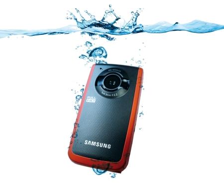 videocamera tascabile subacquea