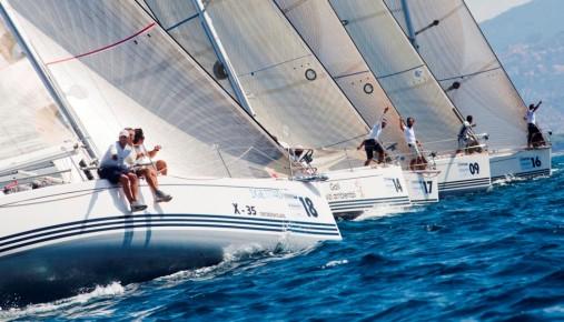 italiano X35 2011 Start - foto Guido Trombetta