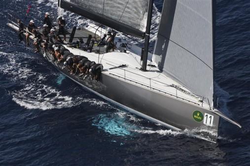 RAN 2, Bow n: 11, Sail n: GBR 7236 R, Owner: Niklas Zennstrom, Class: Mini Maxi