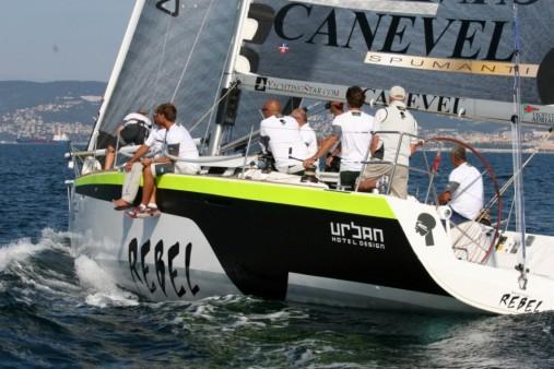 Rebel di Manuel Costantin vincitore tra gli ORC - classe 2- foto Giorgio Sebastiani