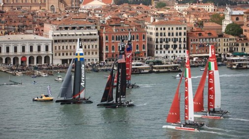2012, ac world series, ac45, catamarani, multiscafi, venezia