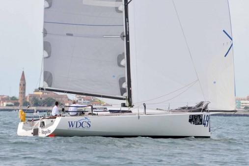 500 Thiénot Cup Vaquita class 40