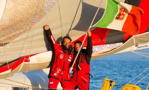 vento di sardegna - mura - apolloni - vince la Twostar 2012