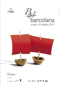 il manifesto della Barcolana 2012
